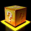 Maps Lucky blocks in Minecraft. New maps. icon