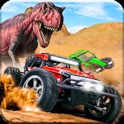 Dino World Car Racing