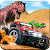 Dino World Car Racing file APK for Gaming PC/PS3/PS4 Smart TV