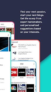 App TuneIn - NFL & NBA Radio, Free Music & Podcasts APK for Windows Phone