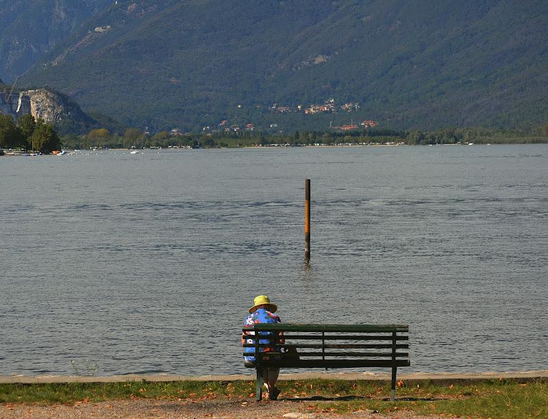 Solitudine al lago di gianfi51