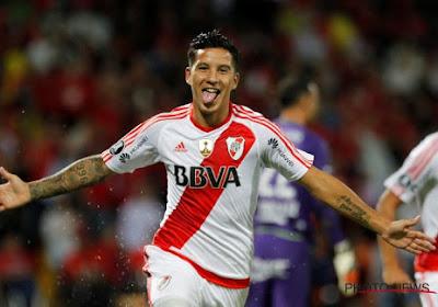 Sebastian Driussi quitte River Plate pour le Zenit