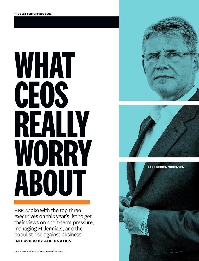 Harvard Business Review- screenshot