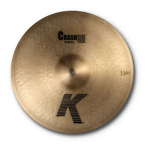 "18"" K Zildjian - Crash/Ride"