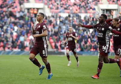 🎥 Un but magistral de Tielemans offre la première FA CUP de l'histoire de Leicester !