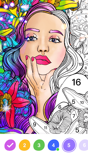 No.Paint - Relaxing Coloring games apkdebit screenshots 1