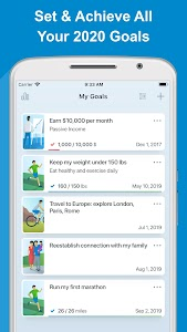 Goal Setting Daily Planner: Life Goals GTD Tracker 2.5.5