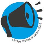 vROps Webinar Series 2016