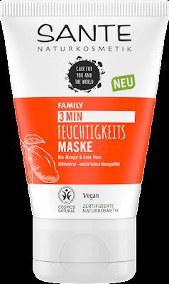 Moisturizing 3Min Mask eko mango & aloe vera