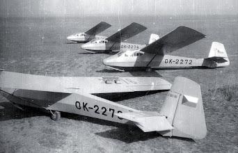 Photo: LF-109 Pionýr  VHÚ / Folprecht