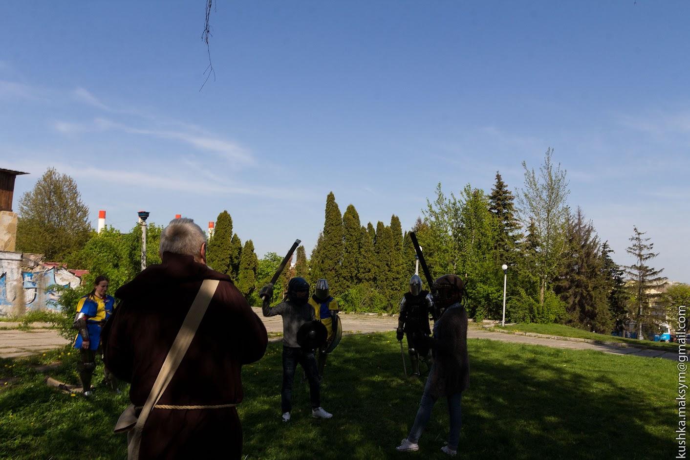 У Вінниці відбувся фестиваль «Острог-Ренесанс. Родина»