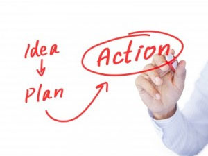 From Idea to Plan to Action
