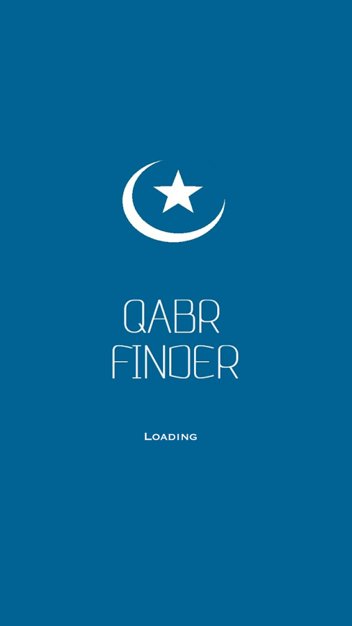 Qabr Finder- screenshot