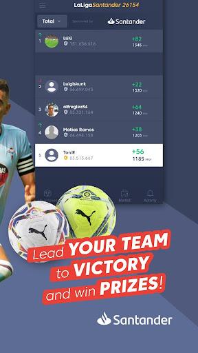 LaLiga Fantasy MARCAufe0f 2021: Soccer Manager 4.4.3 screenshots 6