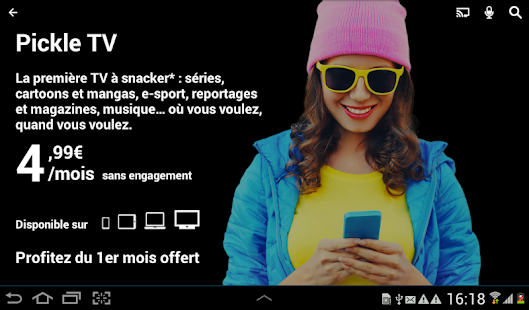 Download TV d'Orange, live-replay-vod For PC Windows and Mac apk screenshot 15