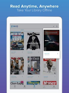 ZINIO – Magazine Newsstand 7