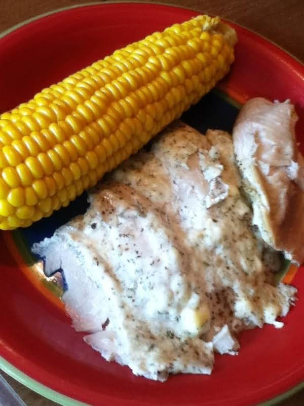 Golden Baked Whitefish Recipe