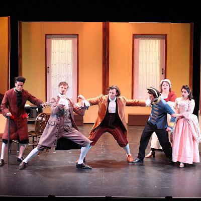 Slapstick done right: Burnaby Lyric Opera's Barber