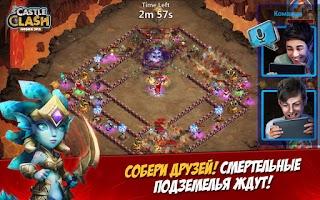 Screenshot of Castle Clash: Новая Эра