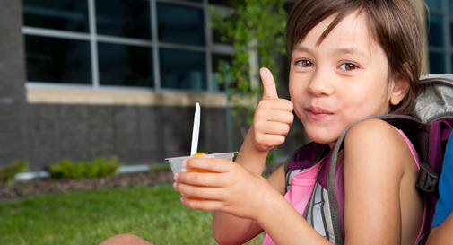 How to get your grade-schooler to eat more healthy food