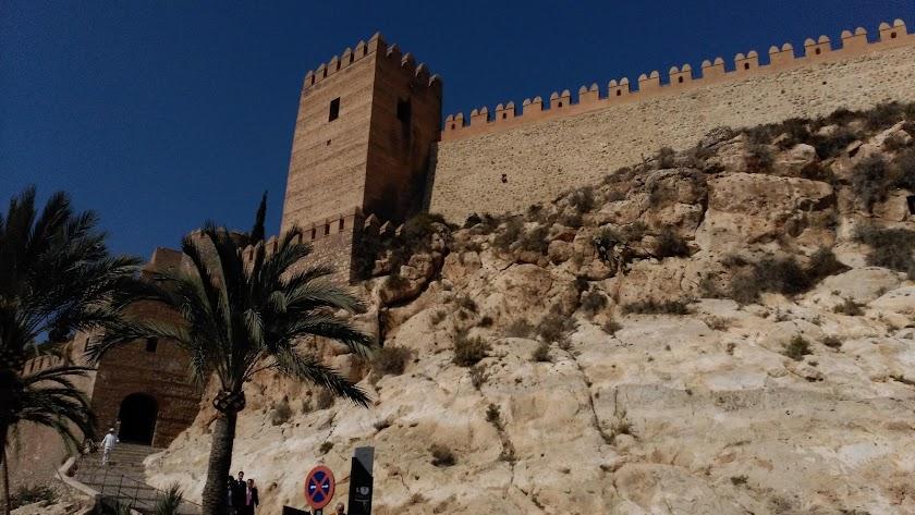 Más de 30.000 almerienses han ido a la Alcazaba en los meses de verano.