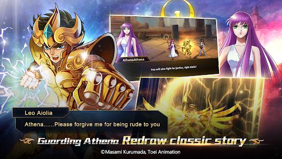 Mod Game Saint Seiya: Galaxy Spirits for Android