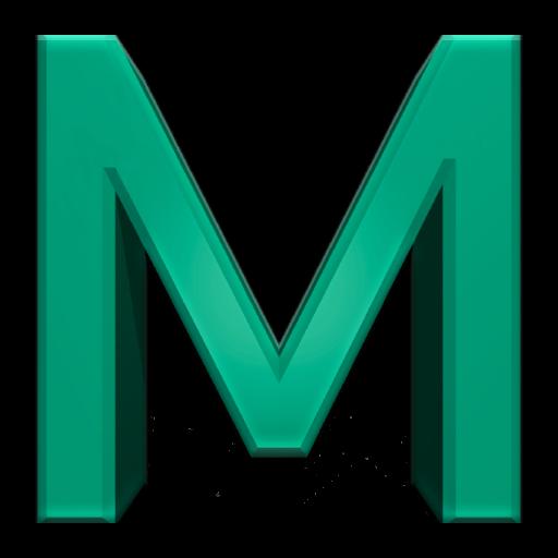 Matrix operations icon