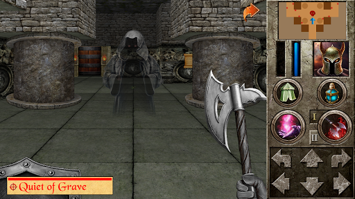 Screenshot for The Quest - Celtic Doom in United States Play Store