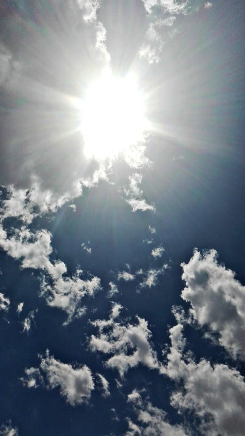 Luce dal cielo di Bendys