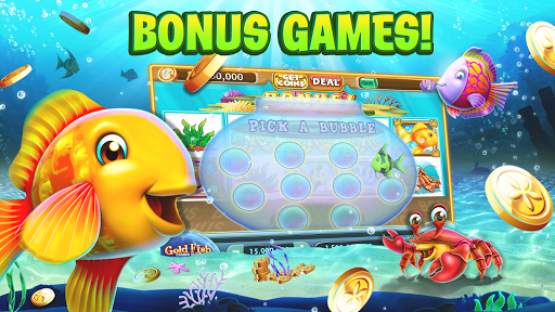 Gold Fish Casino Slots - FREE Slot Machine Games screenshot 6