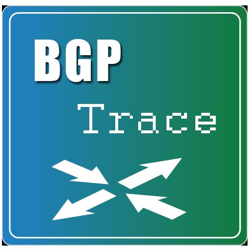 BGPTrace - BGP trace route