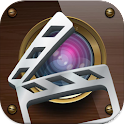 stripes Camera effect icon