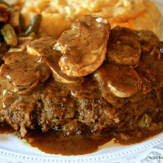 Best Old-Fashioned Salisbury Steaks