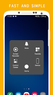 App Assistive Touch IOS - Screen Recorder APK for Windows Phone