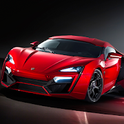 Red Hot Sports Cars Wallpaper APK