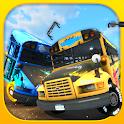 School Bus Demolition Derby icon
