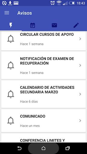 (APK) تحميل لالروبوت / PC Interschool تطبيقات screenshot