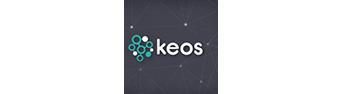 Keos logo