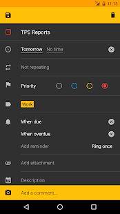 Tasks: Astrid To-Do List Clone- screenshot thumbnail