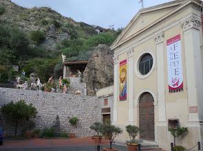 Photo: Outdoor Nativity, Giardini Naxos town