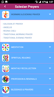 Salesian Prayers- screenshot thumbnail