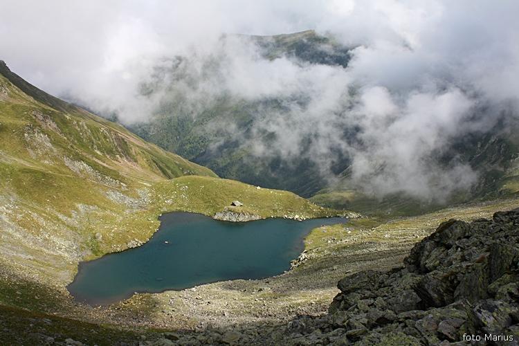 Lacul Avrig, foto Marius