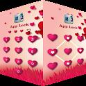 AppLock Theme Love icon