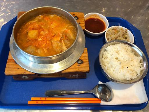 百濟韓國料理