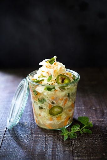 Curtido Recipe -Salvadorian Cultured Slaw