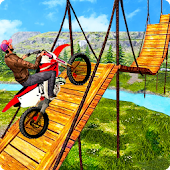 Crazy Bike Stunt Tricks Challenge Android APK Download Free By New Action Simulation Games