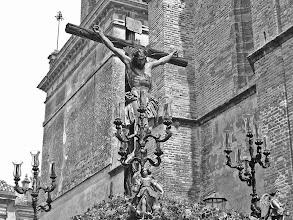 Photo: Santísimo Cristo de los Desamparados. Foto Antonio José López