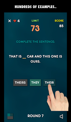 My English Grammar Test: Pronouns (Free) screenshots 10