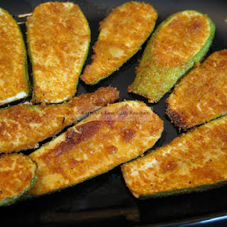 Oven-Fried Summer Squash.