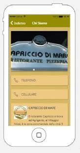 CAPRICCIO DI MARE - náhled